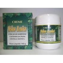Creme São Luiz Pote 140g Kit Com 3 Unidades Frete Grátis !!!