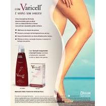 Varicell 48 Comprimidos + Gel 300g - Varizes E Hemorróidas