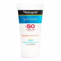 Neutrogena Sun Fresh Fps 50 Corpo 120ml