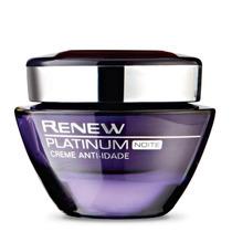 Renew Platinum Noite Pescoço Com Aparência Mais Jovem.