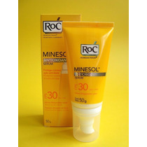 Roc Minesol Antioxidant Fps 30 50g Oil-free