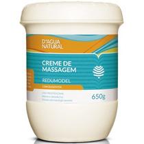 Creme De Massagem D Agua Natural Redumodel C/ Oligovita 650g