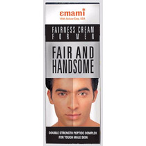 Creme Clareador Masculino Fair And Handsome 30g