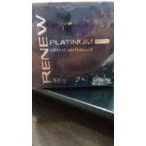 Avon Renew Platinum 60+anos Noite 50g