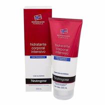 Neutrogena Norwegian Hidratante Intensivo Com Perfume 200ml