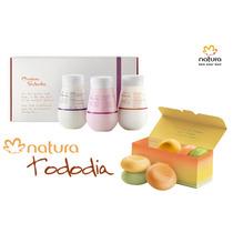 Kit Natura Tododia Presentes - Sabonetes E Mini Hidratantes