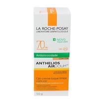 Protetor Solar Anthelios Airlicium La Roche Fps70 Cor 50g