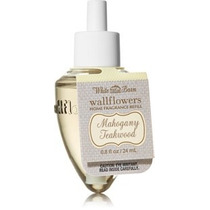 Bath And Body Works Refil Wallflowers - Mahogany Teakwood