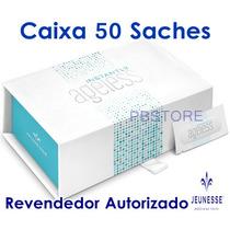 Caixa 50 Saches Ageless Instantaneo Botox Cuidados Rosto