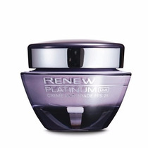 Avon Renew Platinum Dia Creme Anti-idade Fps 25 - 50g