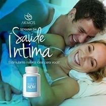 Estimulante Sexual Akmos Right Now - Para Homem E Mulher