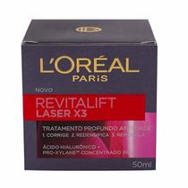 Creme Loreal Revitalift Laser X3 50 Ml