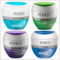 Ponds Kit Creme Facial - Importado - 100g Original