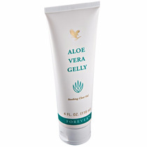 Aloe Vera Gelly Forever - Gel Hidratante Pele - Frete Grátis