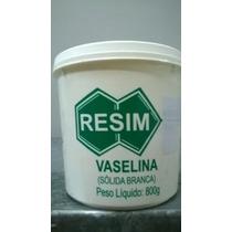 Vaselina Sólida Farmaceutica Usp - Pote 800 Gr