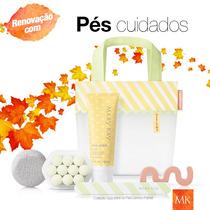 Kit Spa Para Os Pés Lemon Parfait - Mary Kay