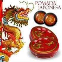 Pomada Chinesa Massagem Excitante Tigre E Dragão