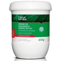 Creme De Massagem Termo Ativo Ecofloral 650gr D