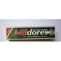 Pomada Analgésica Mil Dores Kit C/ 9 Unidades