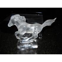 Cavalo Em Cristal Sévres H Stern Na Caixa Relíquia!!!