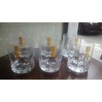 Conjunto De Copos Para Whisky Strauss