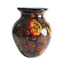 Vaso Decorativo Esilo Murano Colorido ( 12 )