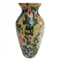 Vaso Decorativo Esilo Murano Colorido ( 18 )
