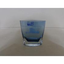 Vaso Italiano Em Cristal 12cm