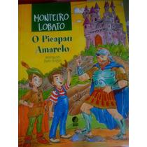 O Picapau Amarelo De Monteiro Lobato