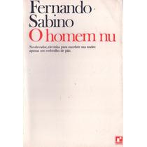 Livro: O Homem Nu - Autor: Fernando Sabino - 1977