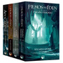 Filhos Do Eden, 3 Volumes + A Batalha Do Apocalipse
