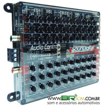 Crossover Equalizador Soundigital Audio Control - 3 Vias/10b