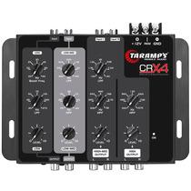 Crossover Eletrônico Taramps Crx4 De 4 Vias