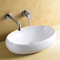 Cuba Banheiro De Sobrepor Porcelana Vitrificada Linda 8252
