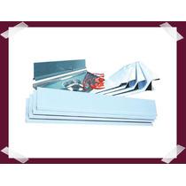 Protetor Pia De Cozinha Aluminio 0.50 1.20 Mt, Borda 1.5 Cm