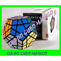 Cubo Magico Megaminx Shengshou + Miniatura De Brinde