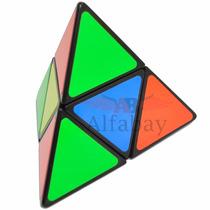 Cubo Mágico Profissional Pyraminx 2x2x2 Shengshou Imperdível