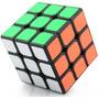 Cubo Mágico 3x3x3 Yj Moyu Guanlong Preto Cubo Profissional