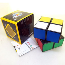Cubo Shengshou Preto Speedcubing 5cm 2x2 2x2x2 Ajustável