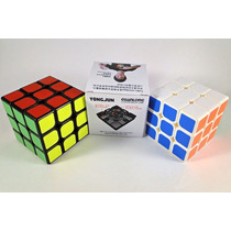 Cubo Mágico Profissional Yj - Preto Ou Branco-pronta Entrega