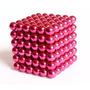 Buckycube Neocube Cubo Rosa Neomidio 5mm + Box Lata 216
