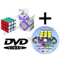 Cubo De Rubik Profissional Dayan 5 Zhanchi + Brinde Dvd Dijo