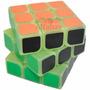 Cubo Mágico Profissional 3x3x3 Moyu Yj Luminou Brilha Escuro