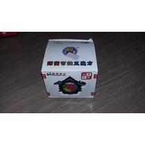 Cubo Mágico Profissional Megaminx Shengshou Black Com Brinde