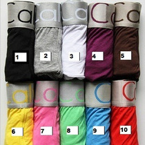 Kit 10 Cuecas Calvin Klein - Original
