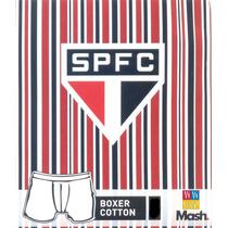 Cueca Boxer Spfc Original São Paulo Futebol Clube Vivishop