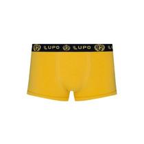 Cueca Sunga Lupo - 323-001-2 Amarelo