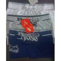 Cuecas Boxer Red Nose Kit Com 12 Cuecas