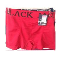 Cuecas Boxe,kit 12 Unidades Black Jack, Importado, Atacado