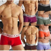 10 Cuecas Calvin Klein Ck Boxer Pronta Entrega Frete Grátis